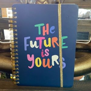 5/$15 The Future is Yours Notebook